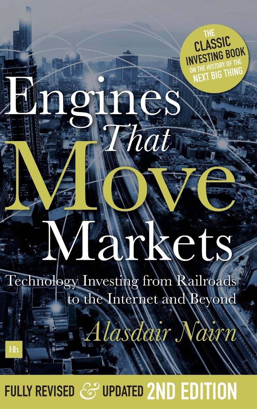 Engines that Move Markets Book